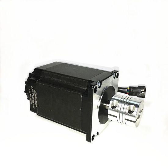 CNC Router NEMA 23 Stepper Motor 2 Phase 6-Wire Single Shaft 1.35n. on