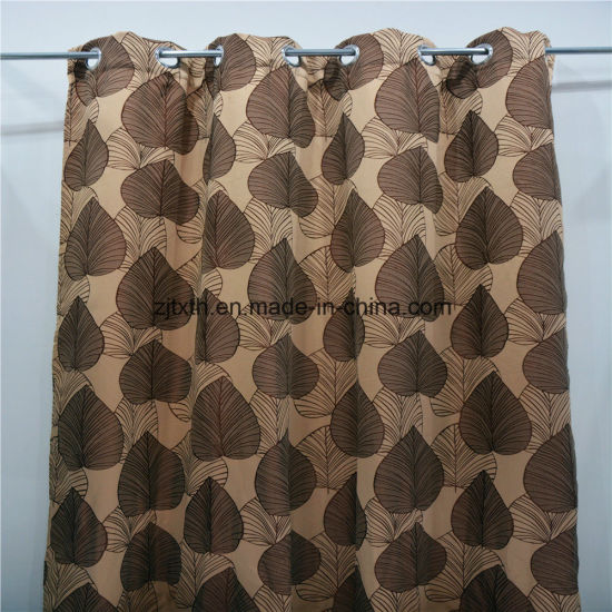 High Quality Delivery On Time Types Of Jacquard Curtain Fabric