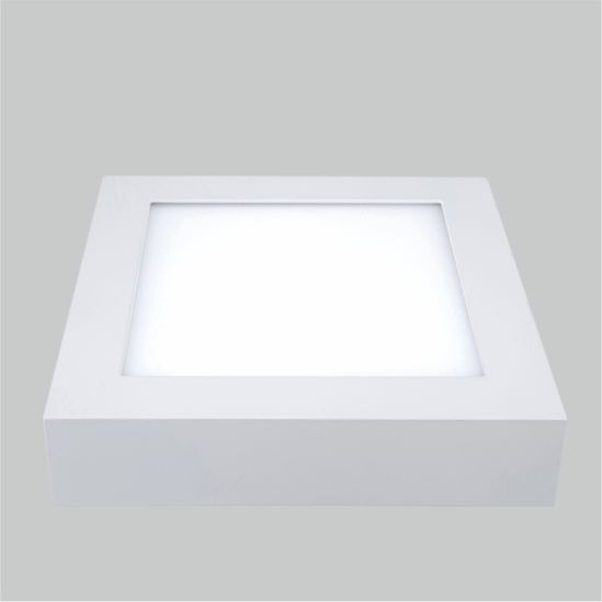 LED Panel Light Square Outside 6W 12W 18W 24W Ceiling Lamp Manufacturer Price Factory Panel Light