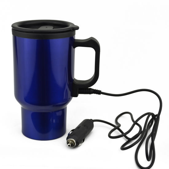 Double Wall Heating Cup Electric Mug pictures & photos