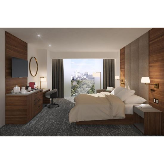 China Luxury Star Hotel Furniture Used Hotel Suite Room Furniture