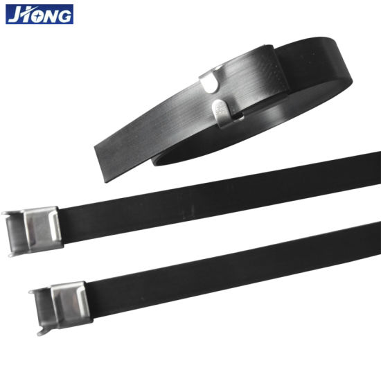 Stainless Steel Cable Tie with PVC Covered pictures & photos