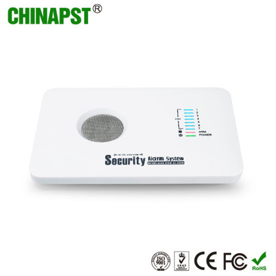 Smart Smoke Fire Home Security GSM Wireless Alarm System (PST-G10C) pictures & photos