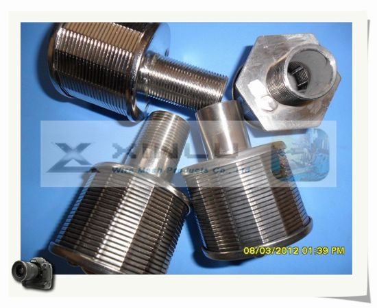 Filter Tube Wedge Wire Screen Nozzle pictures & photos