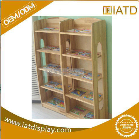 Fashion Handbag Shop Display Furniture, Wooden Display Cabinet, Showcase for Bag Display pictures & photos
