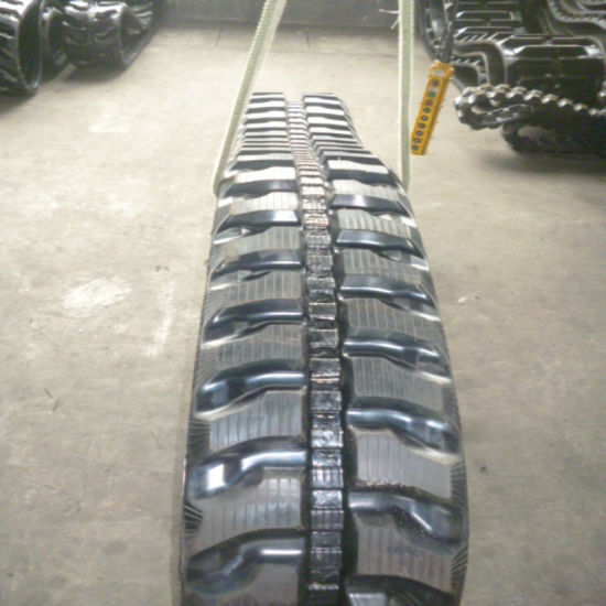 Yanmar Vio30-6 Rubber Track for Excavator Machinery (300-55YM-84) pictures & photos