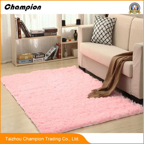 China New Design Living Room Chear Price Soft Custom Floor Mat, Anti ...