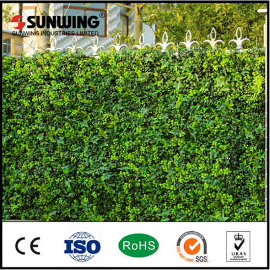 china home and garden decoration shrubs artificial fence ivy vines