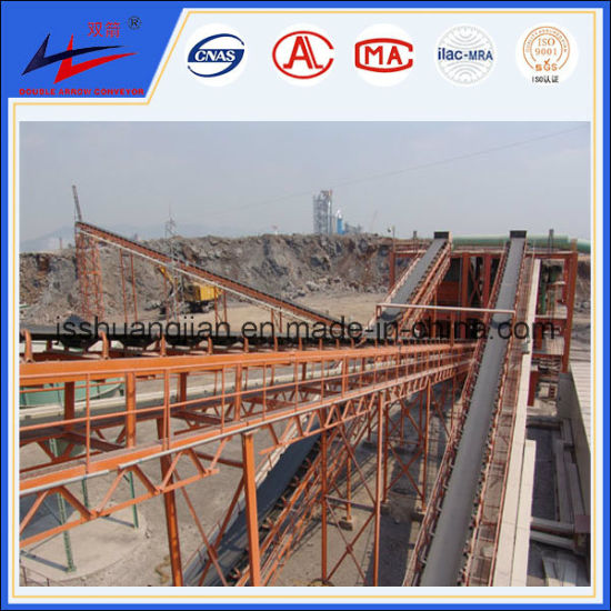 Standard Cement Mining Plant Belt Conveyors Manufacturer pictures & photos
