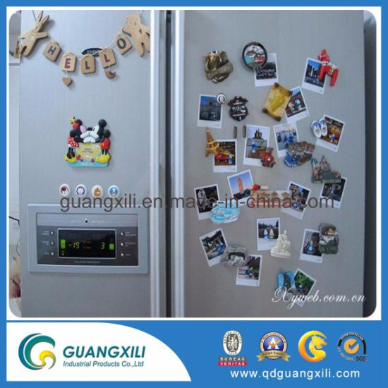 PVC/Poly Resin Customize Promotional 3D Refrigerator Soft Magnet pictures & photos