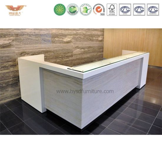 purchase cheap b9a8b 460ac China Modern Classic Design Cheap Price Reception Desk for ...