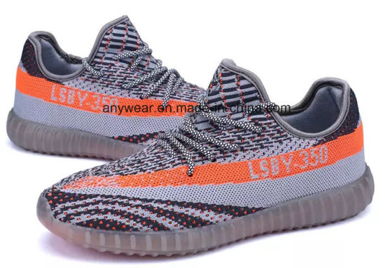 1e4c2deb3a98 Fashion Sports Running Shoes with Flyknit Upper Men′s Yeezy Boost 350′  Sneaker (921)