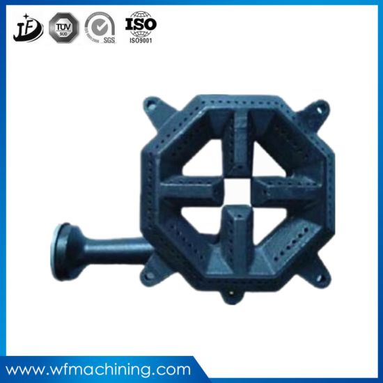 Custom Iron Casting Stove Supporter Burner Parts Gas Burner Parts pictures & photos