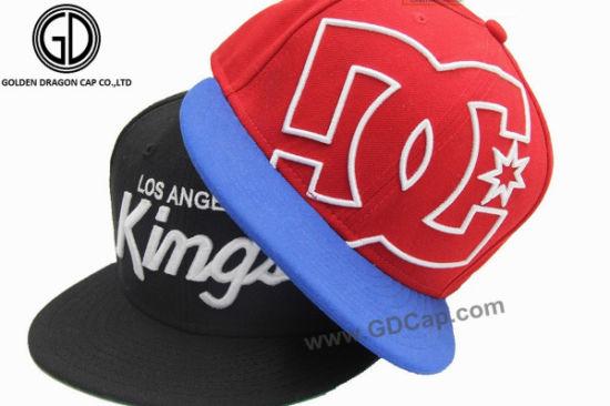 Fashion Custom Baseball Hat Snapback Cap with New Style Era Embroidery