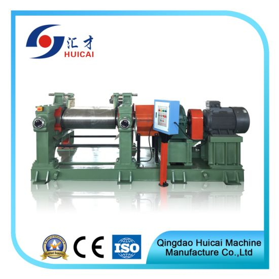Rubber Vulcanizing Press/Open Mixing Mill/Reclaimed Rubber Production Line pictures & photos
