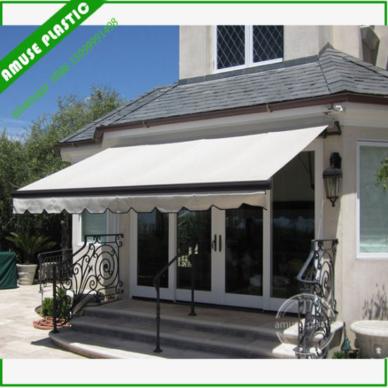 China Toldo Proyectantes Automatizados De Brazo Retractive Awnings