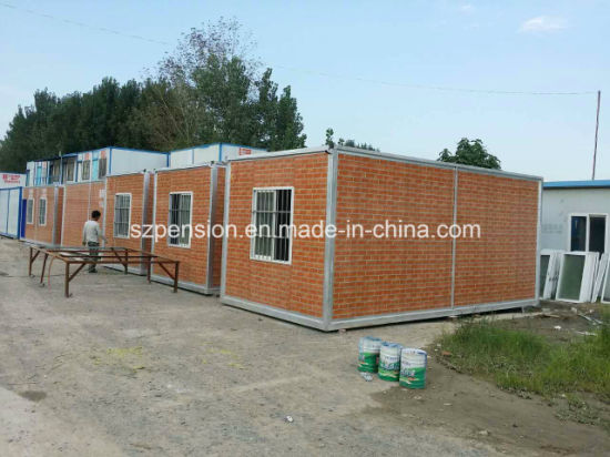 Low Cost Folding A Level Fireproof Mobile Prefabricated Prefab House Container For Hot