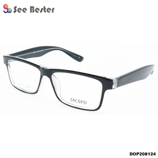 New Arrival 2018 Design Cp Rectangle Men Optics Frame Glasses Eyewear pictures & photos