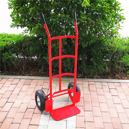Heavy Duty Hand Trolley for Hot Sale (HT1830) pictures & photos