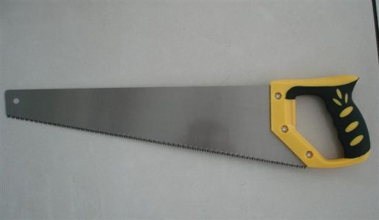 Garden Hand Saw with 65mn Carbon Steel Sharptooth pictures & photos