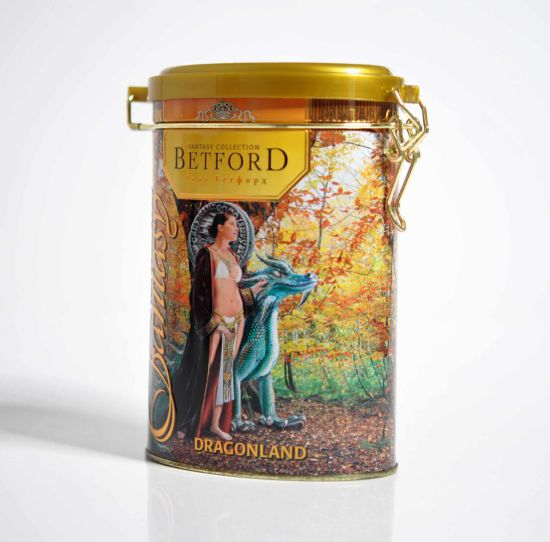 Food Grade Custom Round Tin Can Manufacturer for Food Packaging