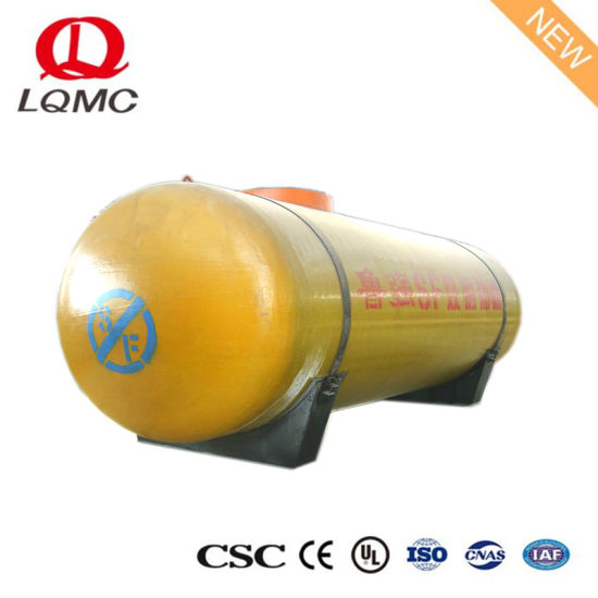 Double Walled Underground Petrol Fuel Tank with UL Certification pictures & photos