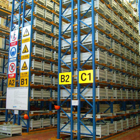 China Made Warehouse Storage Vna Pallet Rack