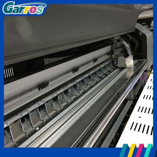Garros Direct Textile Printer 1.6m Print Width 1440dpi Resolution for Fabric Directly Printing pictures & photos