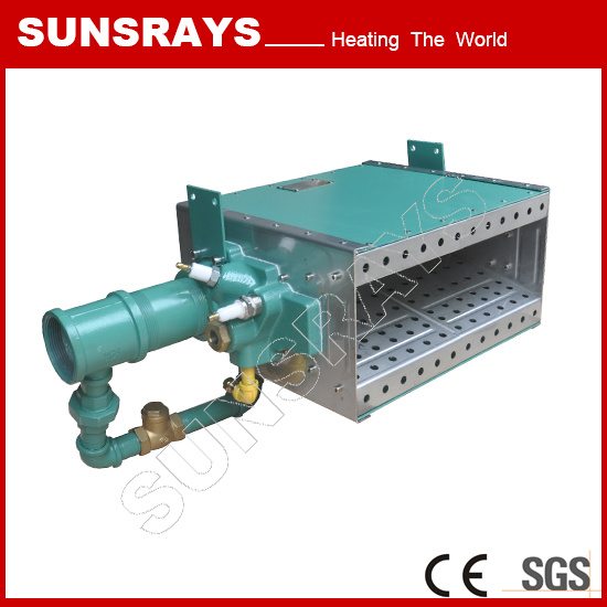 Factory Direct Selling Gas Burner System Nozzle Air Burner for Drying Oven