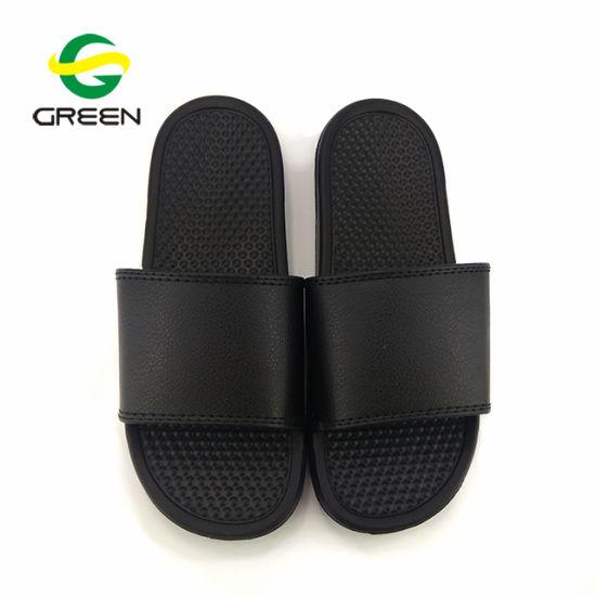 China Greenshoe Fashion Gents Sandal