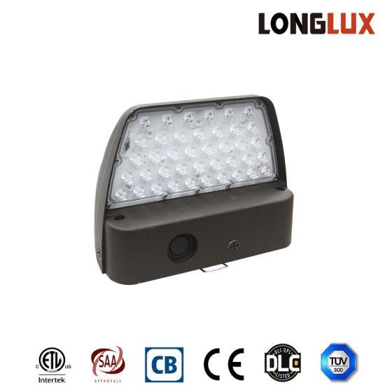 LED WALL PACK 100w UL /& DLC LISTED 5700K