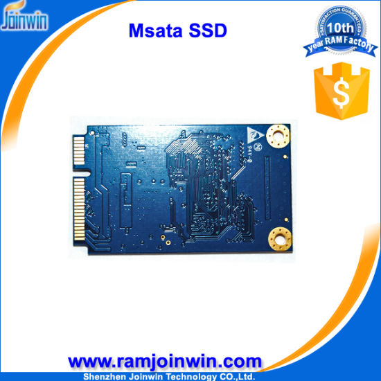 30*50mm MLC Nand Flash Msata 256GB SSD Hard Drive pictures & photos