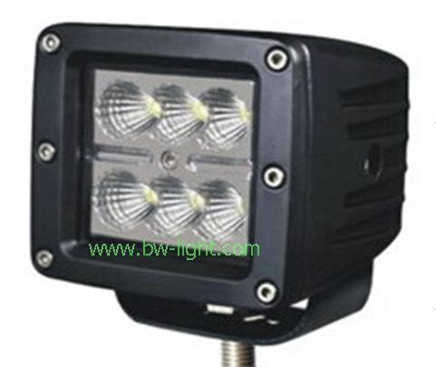 Chinese Manufacturer of LED Offroad Vehicle Work Light (GF-006Z03C)