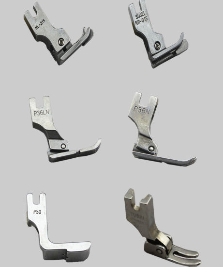 Ddl-5550 Use P351 Industrial Sewing Machine Spare Parts Presser Foot for  Juki
