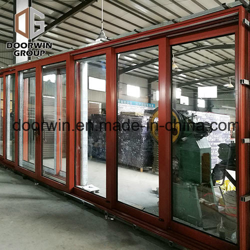 Good Quality Aluminum Sliding Doors with Double Glazing