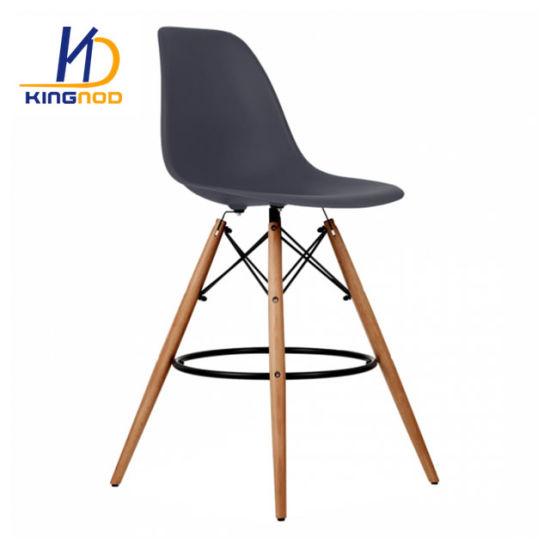 Taburete Eames Dsw.Banqueta Taburete Dsw Charles Eames Plastic Dsw Bar Chair Bar Stool