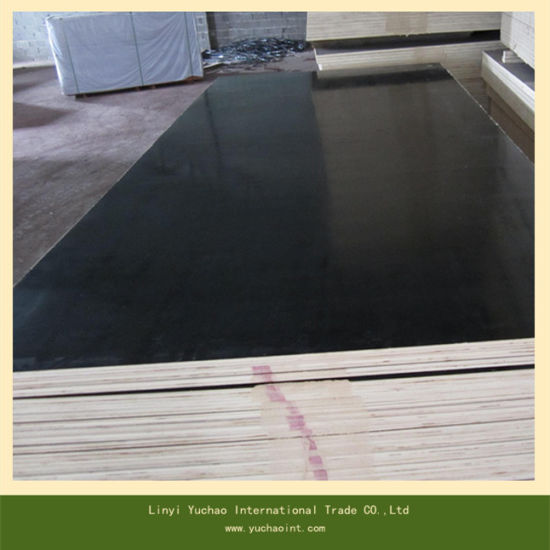 Hardwood Core Film Faced Plywood with Good Quality