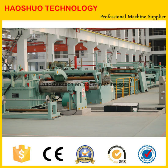 High Speed High Precision Steel Cut to Length Machine pictures & photos