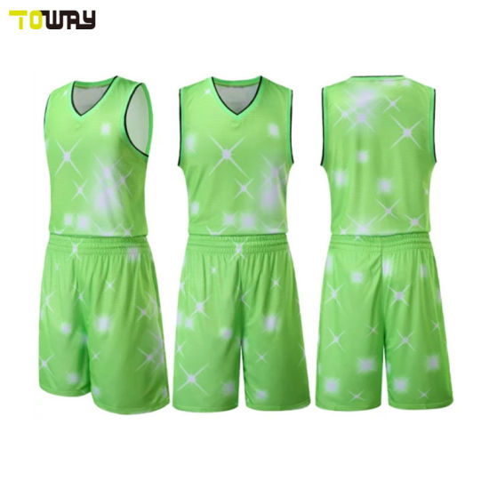 0ac4665f2ffe China Sports Wear Youth European Basketball Uniforms Design ...