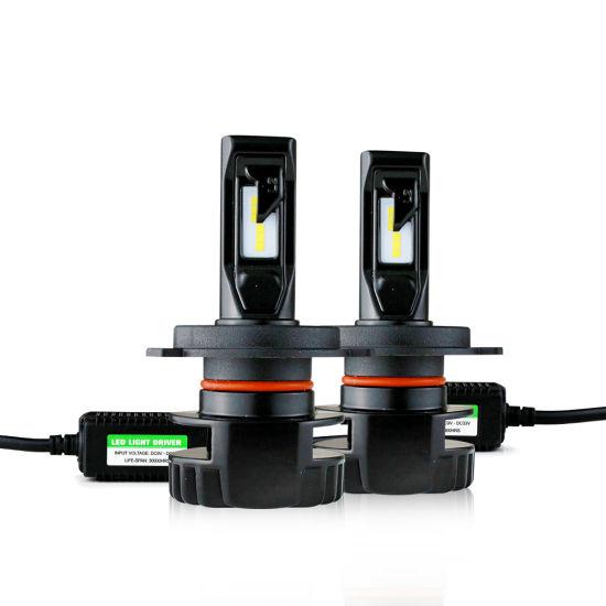 China Wholesale 12v 30w 7200lumen H4 Birnen Led Lampen Auto