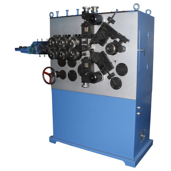 Large Spring Coiling Machine Manufacturer From China