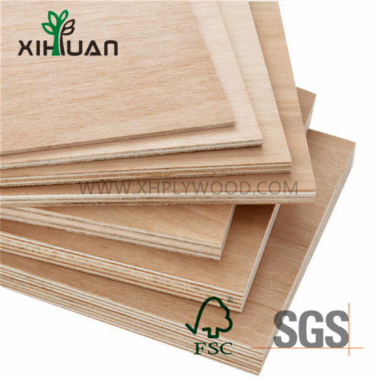 China Commercial Plywood For Teak Wood Timber Raw Materials