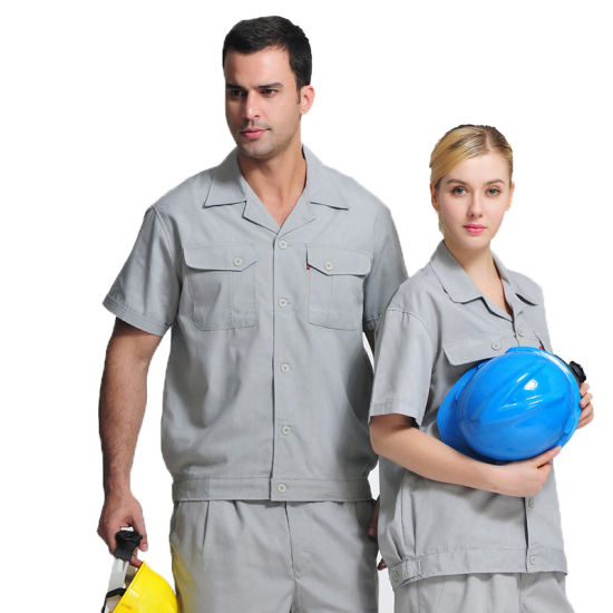 291d98ff82 Customize Unisex Workwear Work Suit Work Uniform Workshop Clothing Overall