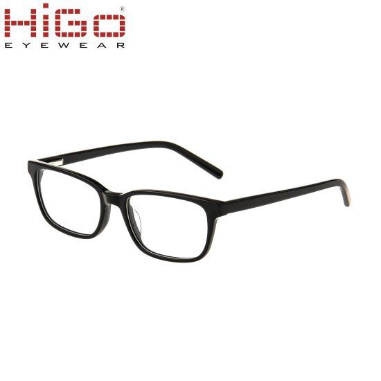 Classic Design Acetate Spectacles Optical Frames Eyeglasses for Unisex