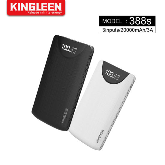 2018 New Model 20000mAh 3A Output Quick Charge Mobile Power