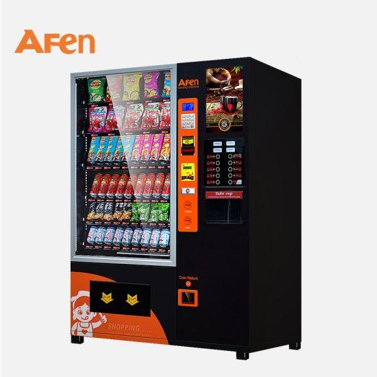 Afen Self Service Automatic Espresso Coffee Vending Machine