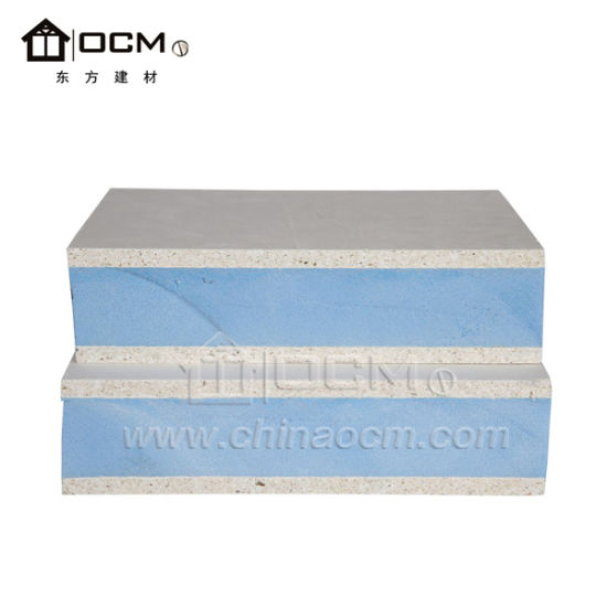 MGO Sips Prefabricated Boards for Wall Outdoor