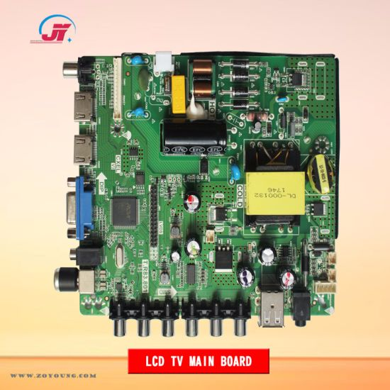 china 32 42inch fhd lcd led tv main board (zycf t r83 801
