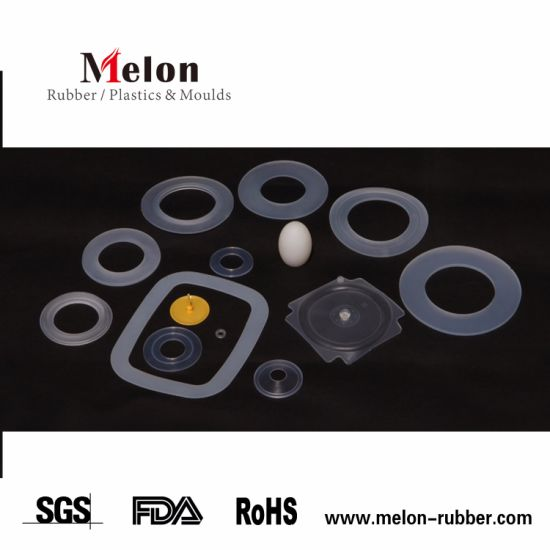 China Customized HNBR LSR Food Silicone O Ring Flat Rubber Gasket ...