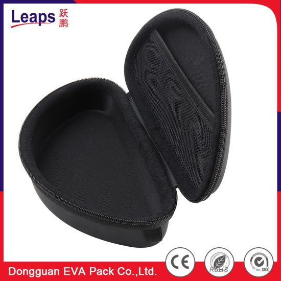 Customized Portable Specialized Storage EVA Small Hard Case for Headphone pictures & photos